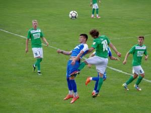Foresta a pierdut cu 2 - 3 întâlnirea de pe Areni cu Miroslava