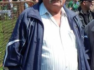 Profesorul şi antrenorul de rugby Petru Panait