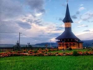 Noua biserică din satul Suha