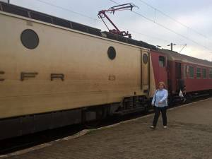 Trenul Ilva Mică - Suceava