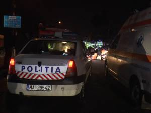 Bătrână accidentată mortal în timp ce mergea pe carosabil, pe strada Cuza Vodă din municipiul Suceava