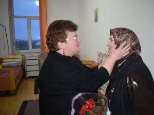 """""""Alege să fii mângâiere!"""", campanie umanitară pentru bătrânii din Căminul Solca"""