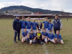 Echipa din Iaslovăţ a câştigat al doilea turneu zonal din cadrul Cupei Satelor