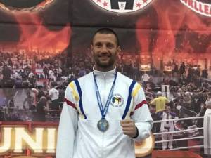 Medalie de bronz pentru Sorin Mihalescul la Mondialele de Kickbox