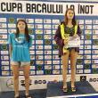 Maria Verciuc, locul I si Ioana Ursu, locul II in clasamentul celor mai bune sportive