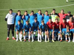 Echipa Under 19 de la LPS Suceava a ratat de puţin calificarea în sferturile Cupei României