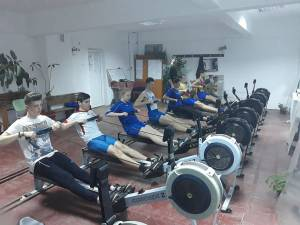 Canotorii de la CSM Suceava încep sezonul de ergometru la Cupa Federaţiei