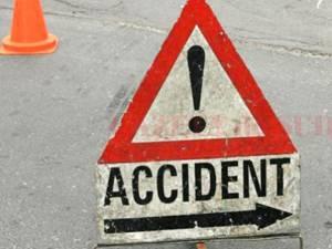 Accident provocat de un şofer de 79 de ani, pe o trecere de pietoni din Fălticeni