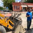 Lucrările de reabilitare stradală, continuate în municipiul Suceava