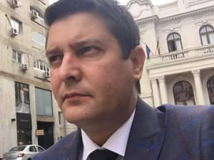 Poliţistul criminalist sucevean Bogdan Bănică