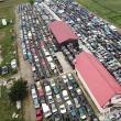 Sediul firmei de dezmembrări auto Mirel & M SRL Udeşti