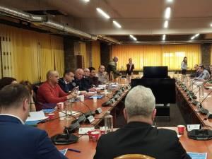 Comitetul Local pentru Situații de Urgență al Municipiului Suceava, convocat vineri dimineață pe problema coronavirusului