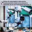 37 de camere video vor monitoriza punctele de colectare a deșeurilor din Suceava