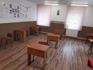 Școlile din Moara Carp și Liteni, pregătite pentru a primi elevii în siguranță