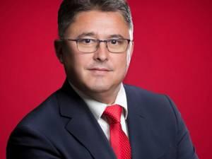 Președintele Uniunii Polonezilor din România, deputatul Ghervazen Longher