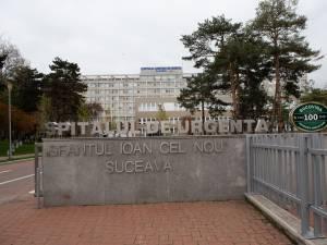 În secția de terapie intensivă a Spitalului Județean nu sunt internați pacienți Covid