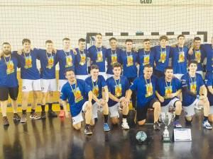 CSU din Suceava e campioana României la juniori