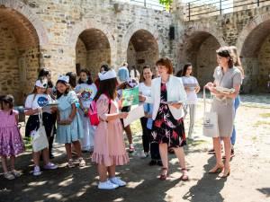 Activități educative şi de recreere pentru copii, la Școala de vară francofonă
