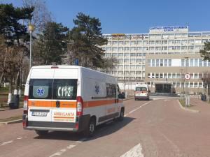 722 de persoane diagnosticate cu Covid sunt internate în spitalele sucevene