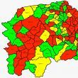 Incidența Covid la nivelul județului a scăzut sub 4 la mie