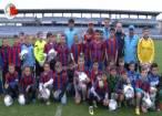 Belodedici a adus 180 de mingi din partea FRF pentru centrele de copii și juniori din județ