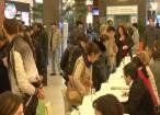 Tineri din cămine şi cei cu copii în îngrijire şi-au căutat un rost la Bursa locurilor de muncă