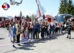 Un grup de liceeni din Germania, Olanda şi România, în vizită la ISU Suceava