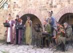 """""""Chemarea străbunilor"""", în Cetatea de Scaun a Sucevei"""