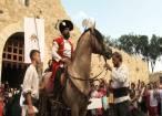 Au fost trei zile de poveste şi istorie pe viu, la Festivalul Medieval din Cetatea de Scaun a Sucevei