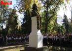 165 de ani de la naşterea compozitorului Ciprian Porumbescu și 85 de ani de la dezvelirea bustului său din Parcul central al municipiului Suceava