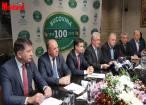 """Asocierea """"Moldova se dezvoltă"""" a fost semnată luni la Suceava, de primari din șapte orașe"""